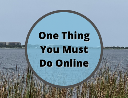 One Thing You Must Do Online If You Have a Business [whether or not you have a website]