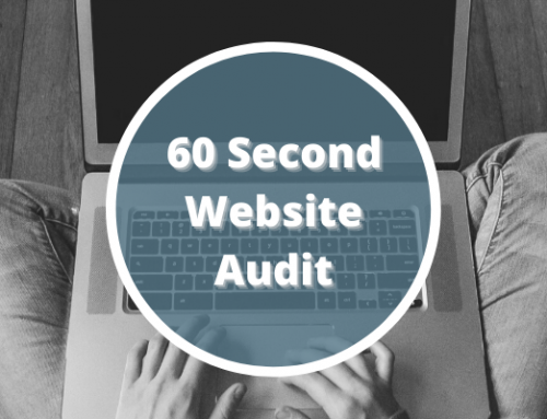 Free Sixty Second Website Audit