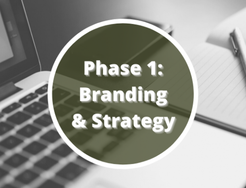 Phase 1 of the Healthy Online Marketing Path: Branding