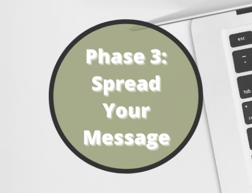 Healthy Online Marketing Path: Phase 3 – Spread Your Message